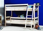 Thuka Trendy 27 bunk bed with three quarter safety rail