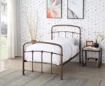 Flintshire Furniture Mostyn Metal Bed Frame