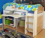 Kids Avenue Urban Midsleeper Bed 8