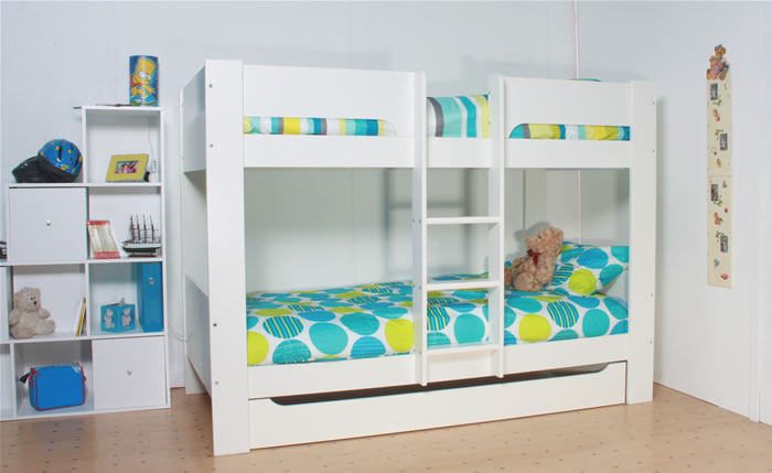 buy home product bunk kids argos r beds single frame white bed web josie