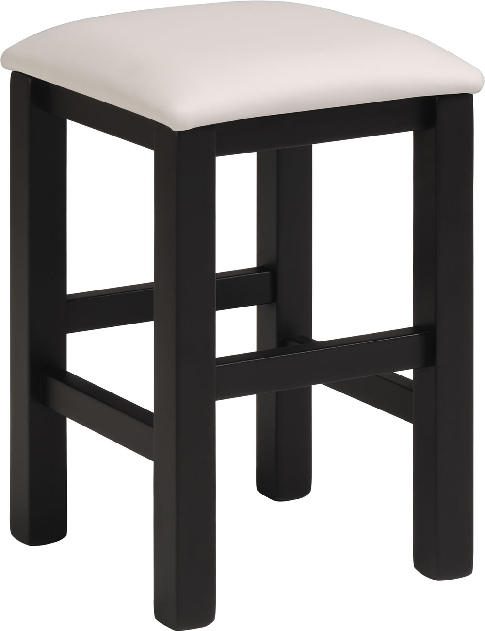 parisot beauty bar dressing table stool