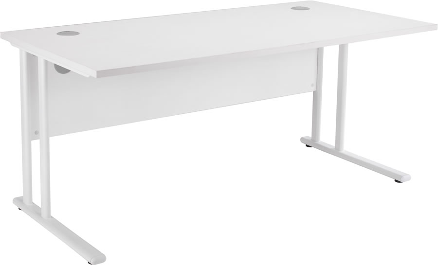 White desk office Cute Tc Office Start 1400 White Workstation Desk Tap To Expand The Home Office Stores Tc Office Start 1400 White Workstation Desk