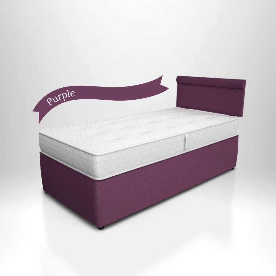 Potter divan children 39 s single bed the children 39 s furniture company the home and office stores Divan single beds