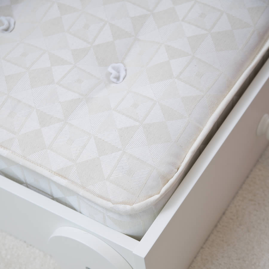 Trundle Bed Childrens Single Mattress