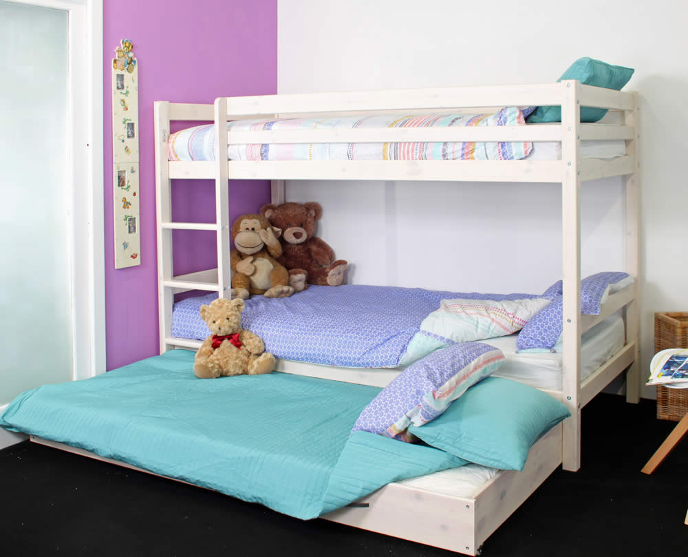 bunkbed with trundle guest bed 3ft single bunk bed with unde