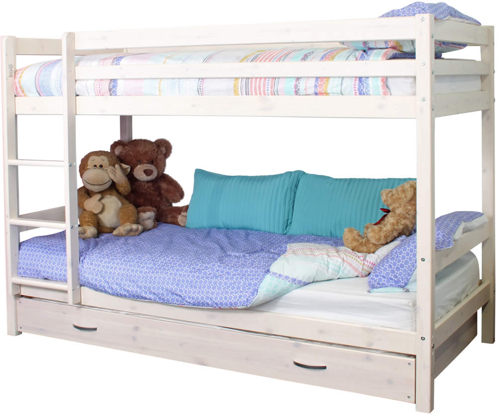 100 bunk beds with trundles discovery world furniture twin
