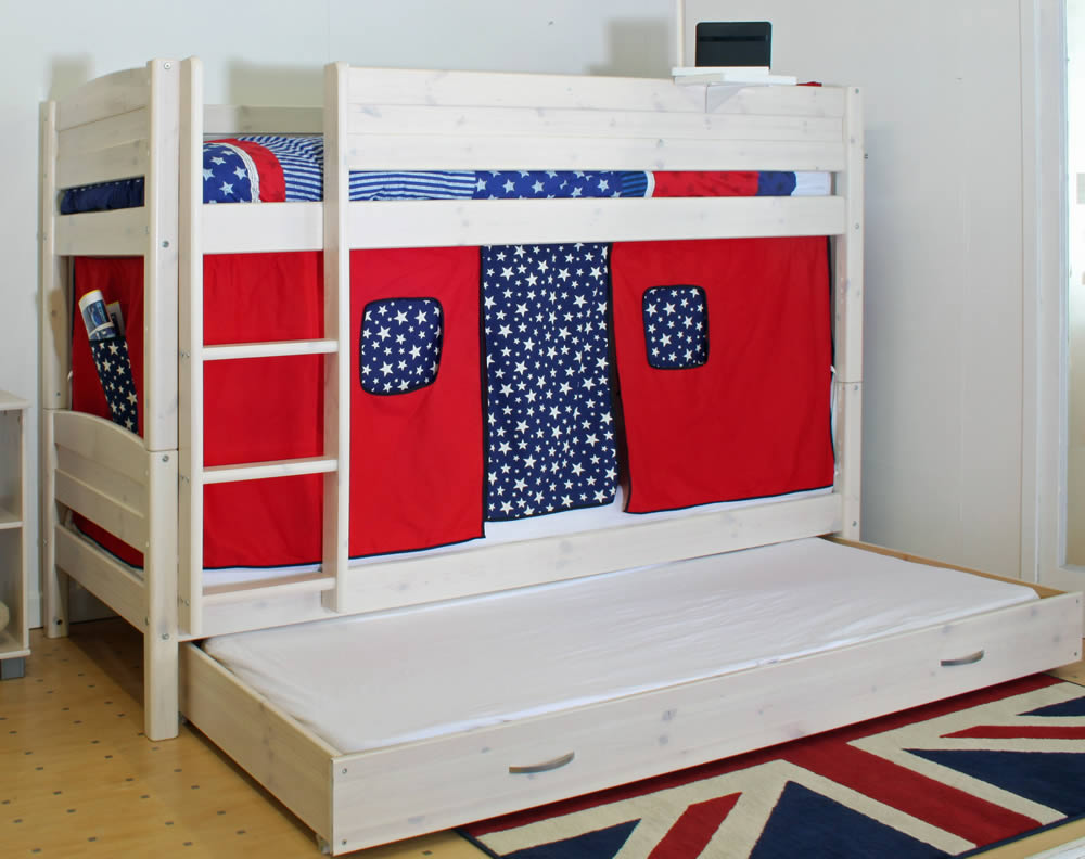 Childrens Parisot Magellan bunk bed