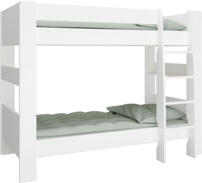 Steens For Kids bunk bed in white MDF