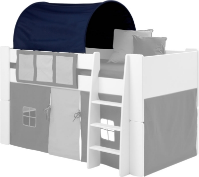 Steens For Kids Mid Sleeper Tunnel in Blue
