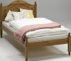 Steens Richmond Carlton single bed in pine