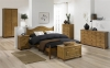 Steens Richmond Carlton double bed in pine
