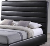 Time Living Chessington Faux Leather Bed