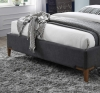 Time Living Durban Fabric Bed