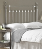 Time Living Edward Metal Headboard