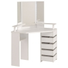 Parisot Beauty Bar Corner Dressing Table