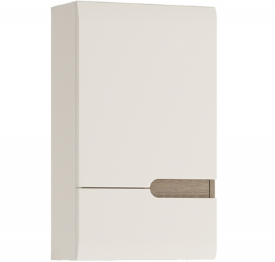 Furniture To Go Chelsea Bathroom 1 Door Wall Cupboard - LH