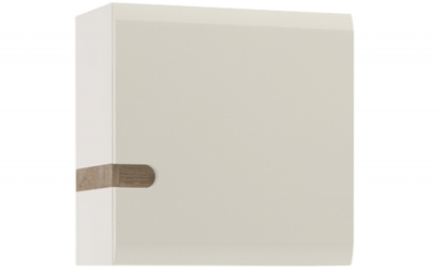 FTG Chelsea 1 Door Wall Cupboard with Side Trim