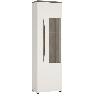 Furniture To Go Toledo 1 Door RH Display Cabinet