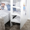 Flair Furnishings Wizard L Shaped Triple Bunk Bed