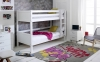 Flexa Nordic Bunk Bed 1 Flat White Gable Ends