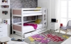Flexa Nordic Bunk bed 2 Rose Gable Ends