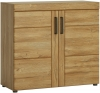 Furniture To Go Cortina 2 Door Cabinet Oak
