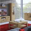 Furniture To Go Cortina 4 Door Wide Sideboard Oak