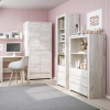 Furniture To Go Angel Tall Narrow 3 Drawer Bookcase