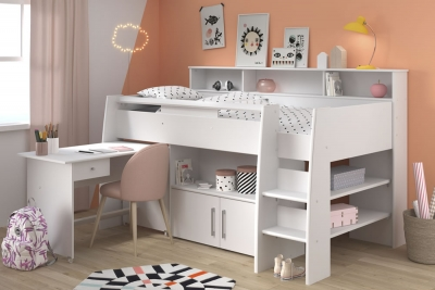 Parisot Swan Midsleeper Bed