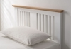 Flintshire Furniture Halkyn White Oak Finish Guest Bed