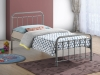Time Living Miami Pebble Metal Bed Frame