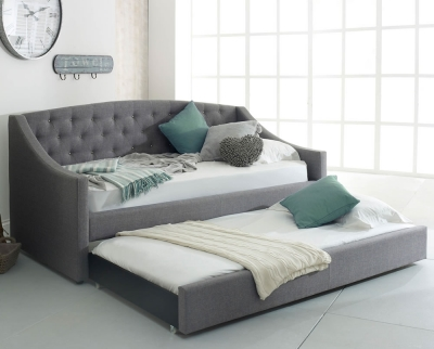 Flair Furnishings Aurora Day Bed Grey
