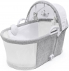 Purflo PurAir Breathable Bassinet Marl Grey