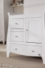 Tutti Bambini Lucas Katie White Chest Changing Unit