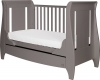 Tutti Bambini Lucas Cool Grey 2 Piece Nursery Room Set