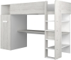Trasman Kids Tarragona High Sleeper Bed B with Wardrobe