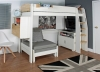 Kids Avenue Urban Birch High Sleeper Bed 2
