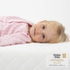 Mother & Baby Rose Gold Anti Allergy Coil Sprung Cot Bed Mattress