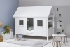 Flexa Nordic Playhouse 4 Tongue Groove  Gable Ends