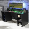 Flair Furnishings Power X Gaming Desk