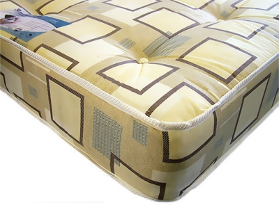 Slumber Sleep Venus Open Coil Spring Mattress