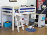 Thuka Trendy Mid Sleeper Bed E