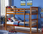 Time Living Devon Pine Bunk Bed
